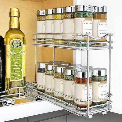 Lynk Professional Spice Cabinet Organizer