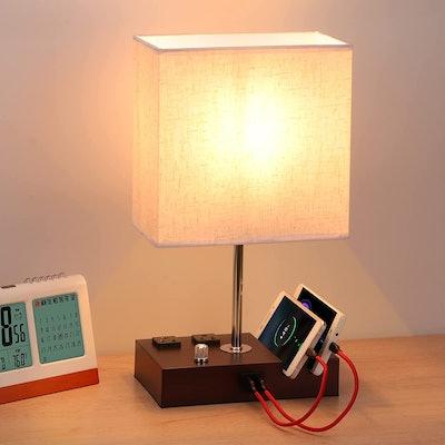 EVISTR Bedside Lamp