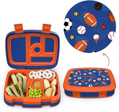 Bentgo Kids Prints Bento-Style Lunch Box