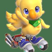 Kweh! 'Chocobo GP' gives Mario Kart a Final Fantasy twist