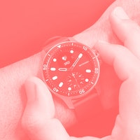 Withings ScanWatch Horizon is a classy dive watch with health tracking