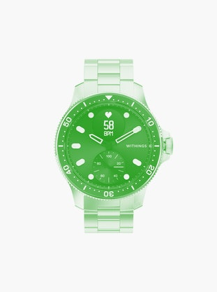 Withings ScanWatch Horizon hybrid smartwatch features price release date diver