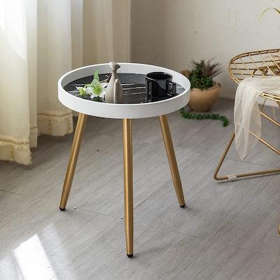 Tiita Round Side Table