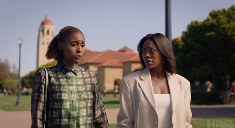Issa and Molly in the Season 5 trailer of 'Insecure'