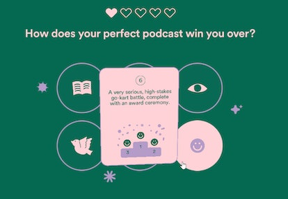 """Here's how to use Spotify's """"Find the One"""" podcast for great recommendations for your next listen."""