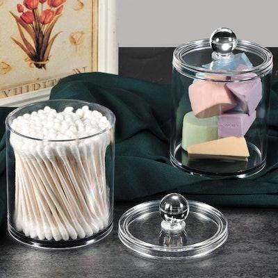 SheeChung Apothecary Jars (Set of 2)