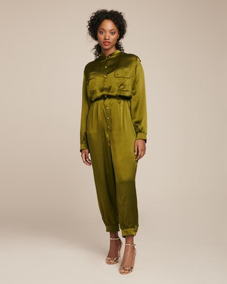 Green Lauren Jumpsuit