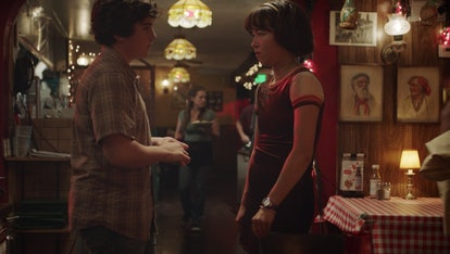 """Maya and Sam have a will-they-or-won't-they on Hulu's """"Pen15"""" that makes them so loveable."""