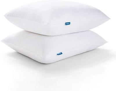 Bedsure Queen Premium Down Alternative Pillows (2-Pack)