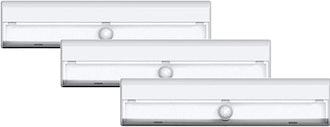 Brilliant Evolution Wireless LED Stair Lights (3-Pack)
