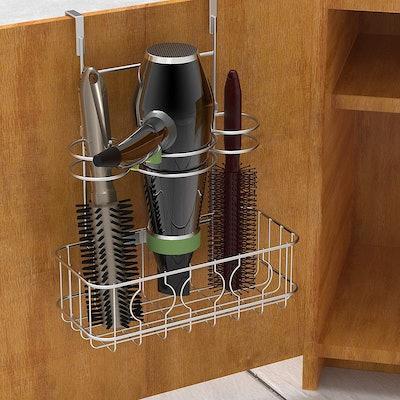 Simple Houseware Hair Styling Tools Organizer