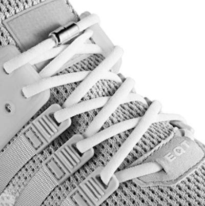 anan520 Elastic No Tie Shoe Laces