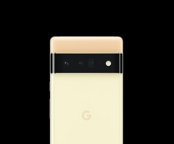 The Pixel 6 Pro is getting an additional telephoto lens on the back.