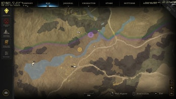 new world petalcap location map