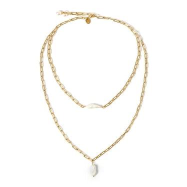 La Perla Necklace Stack ARMS OF EVE