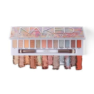 Naked Cyber Eyeshadow Palette