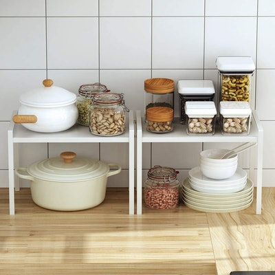 ideaglass Countertop Organizer Shelf