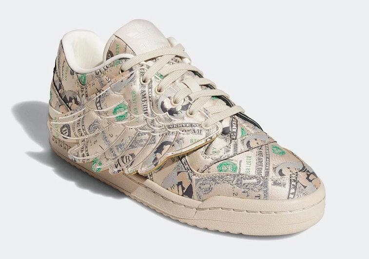 Adidas x Jeremy Scott Money Wings Forum 84 Low ADV sneaker