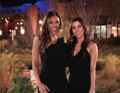 These Tayshia Adams and Kaitlyn Bristowe Halloween costumes are the perfect way to celebrate the hol...