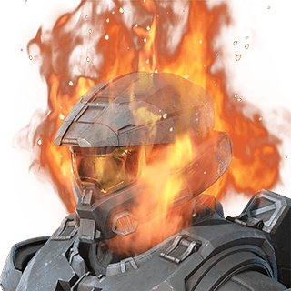 A leaked armor FX from Halo Infinite