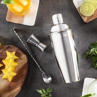 CRESIMO Cocktail Shaker Set