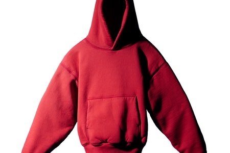 Yeezy Gap Hoodie Red