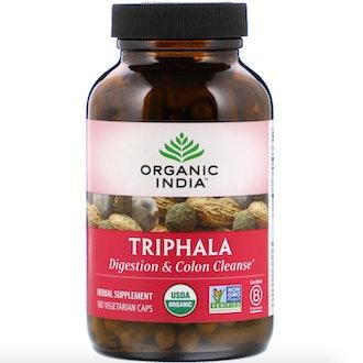 Organic India Triphala Capsules