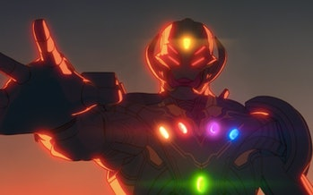Ultron/Vision in What If Episode 8