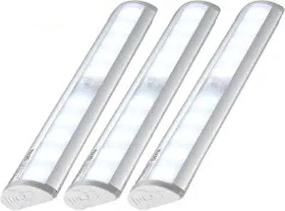 Kuled Motion Sensing LED Light Strips (3-Pack)