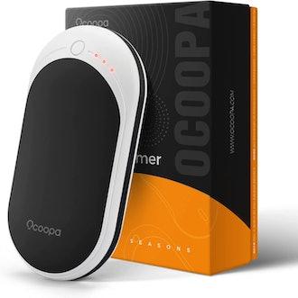 Electric Portable Pocket Warmer/Power Bank