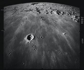 Moon, Apollo 17