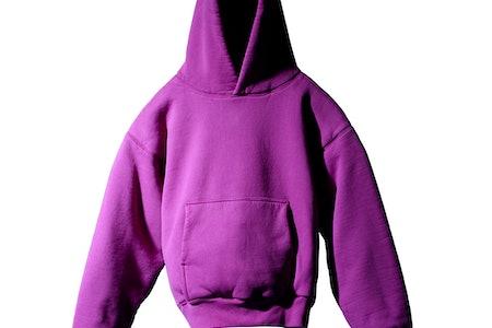 Yeezy Gap Hoodie Purple