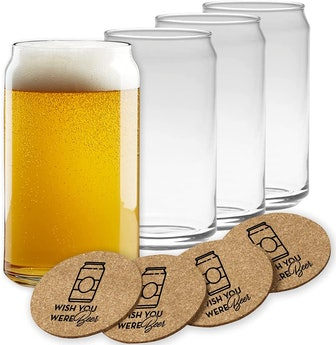 On The Rox Drinks Tumbler Glasses (4-Pack)