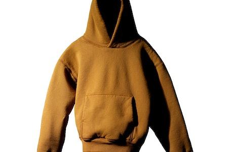 Yeezy Gap Hoodie Light Brown
