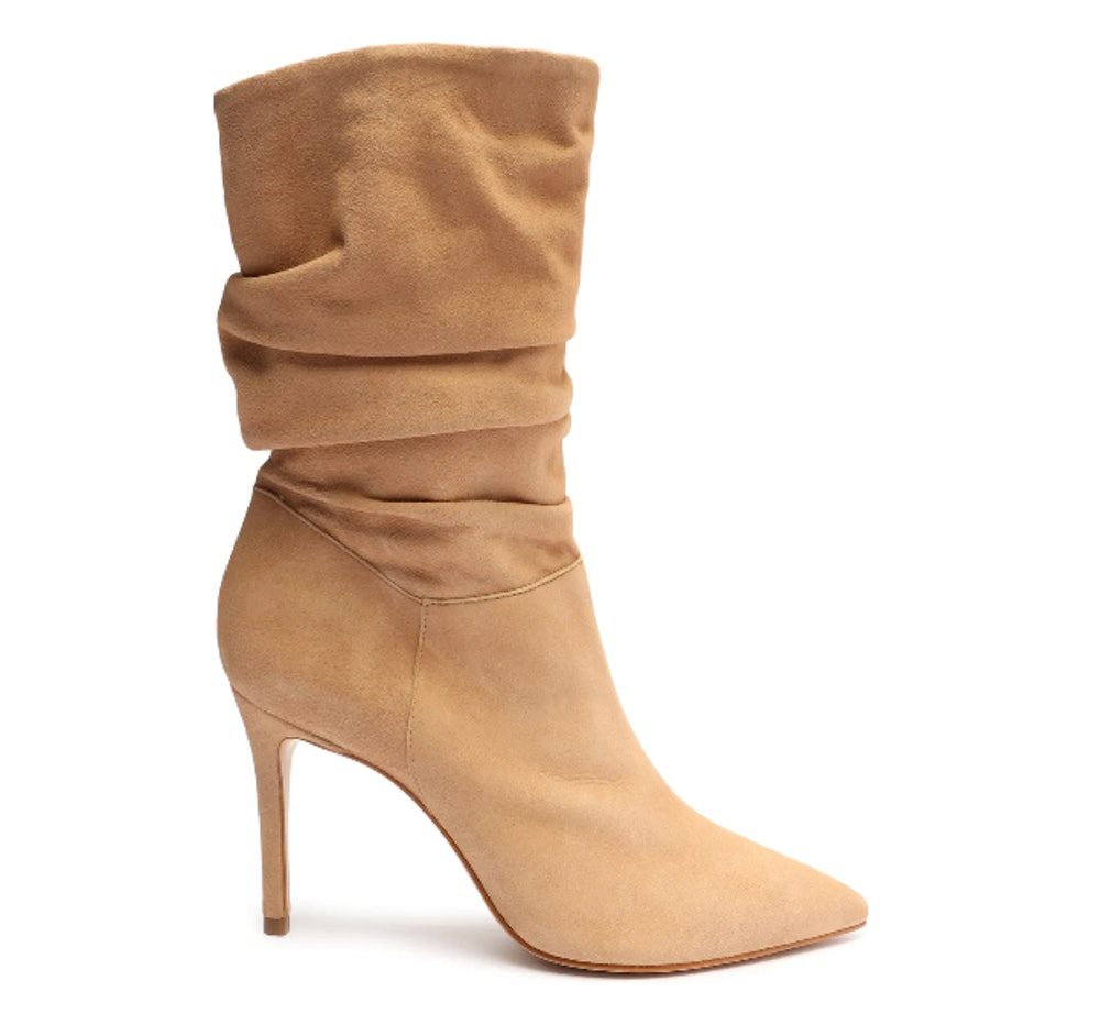 Ashlee Slouch Pointed Toe Boot