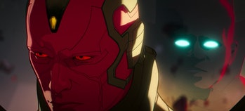 Ultron hearing The Watcher's narration in What If? Episode 8