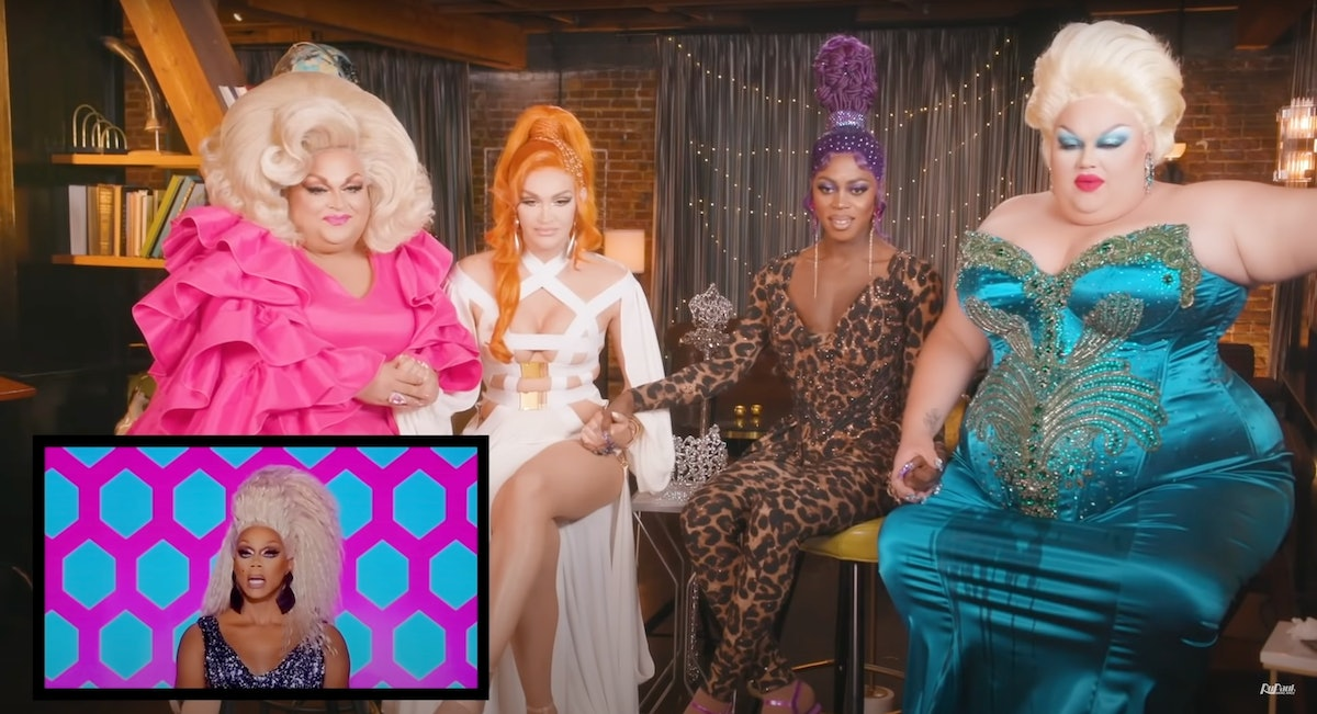 The finalists from 'RuPaul's Drag Race All Stars' Season 6.