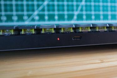 The Keychron K7 review low profile keyboard wireless Bluetooth keyboard
