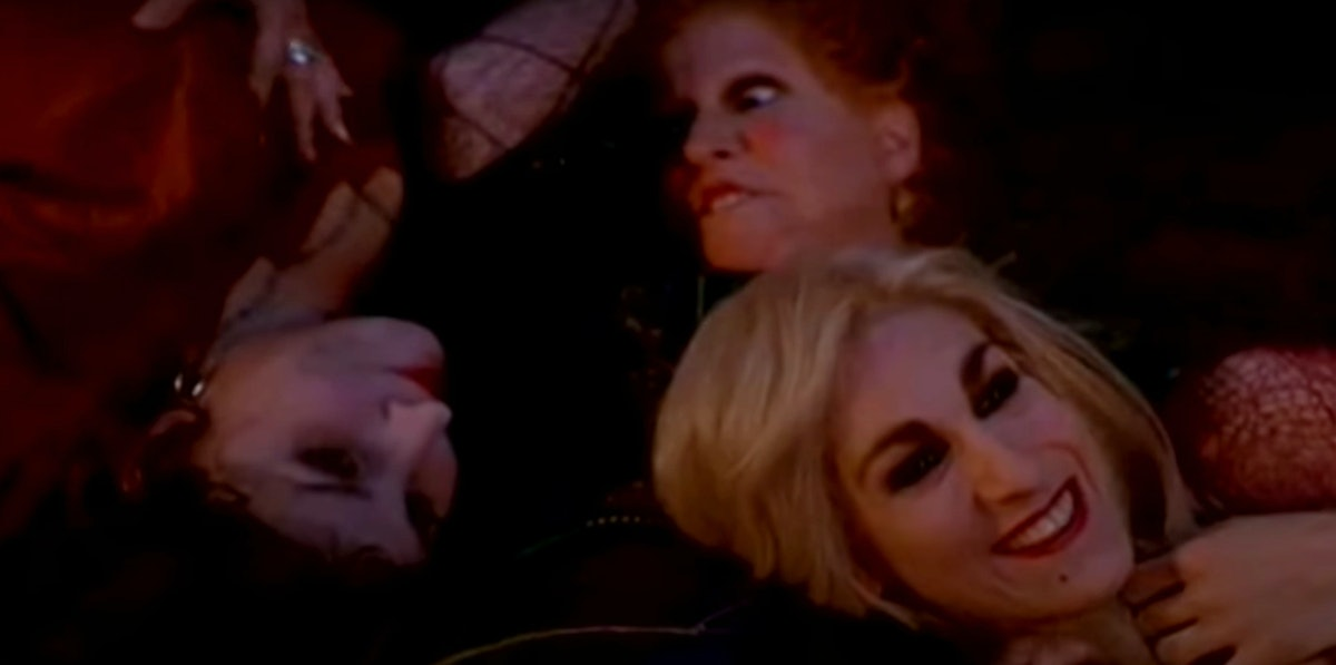These 'Hocus Pocus' Zoom backgrounds include hilarious scenes from the movie.
