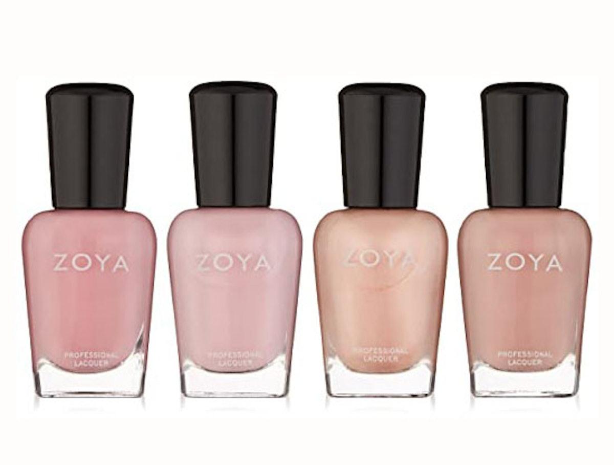 Zoya Nail Polish Quad
