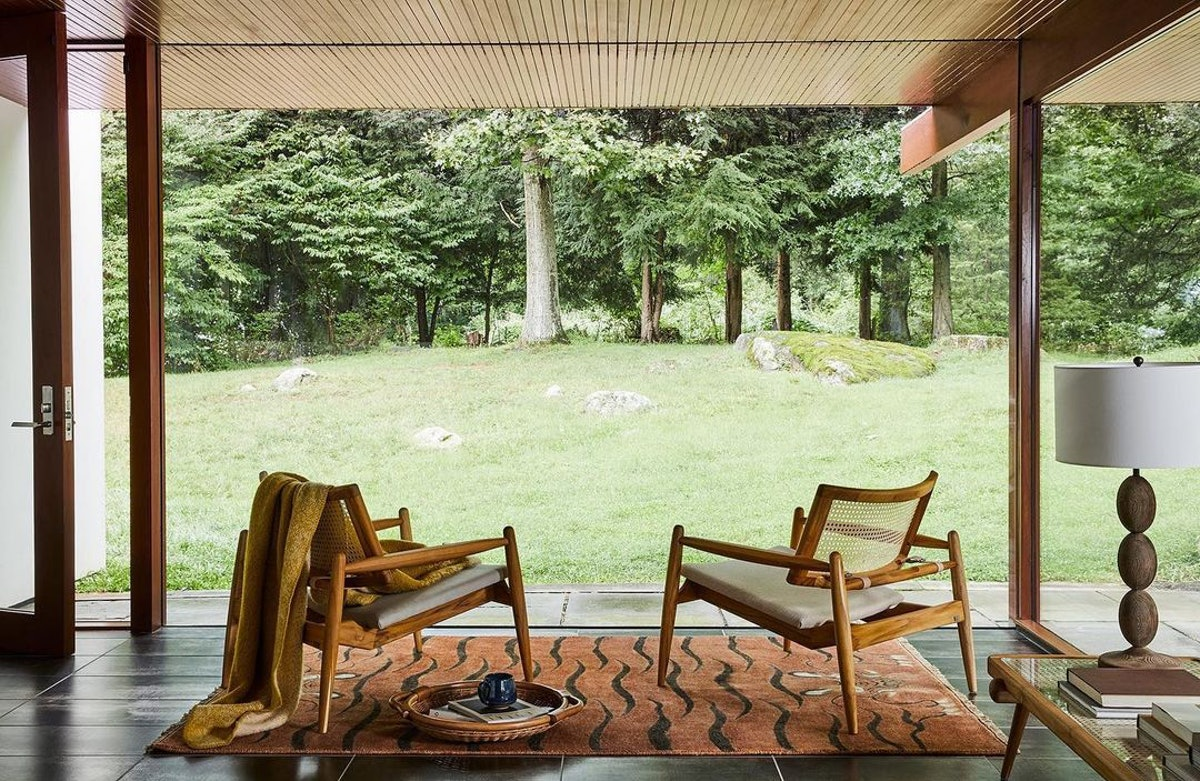 how to refresh outdoor space