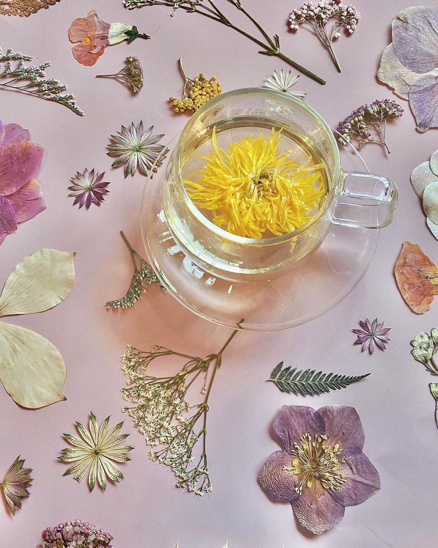 edible flowers benefits