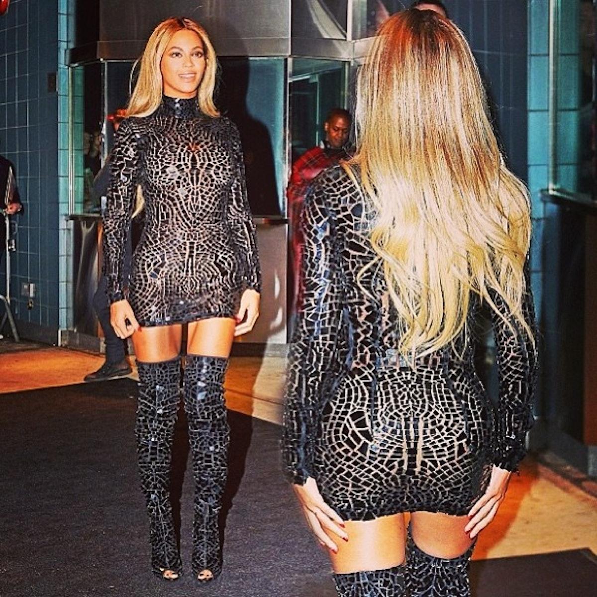 Two Beyoncés