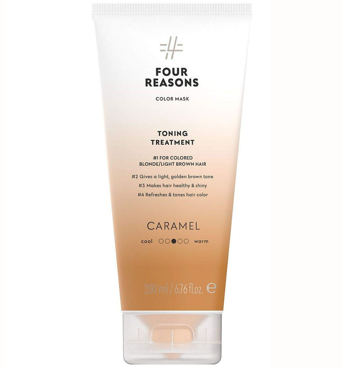 Four Reasons Color Mask - Caramel