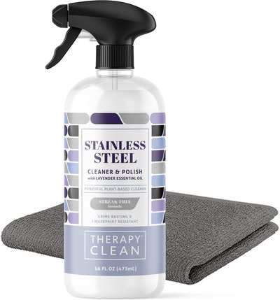 Therapy Stainless Steel Cleaner Kit
