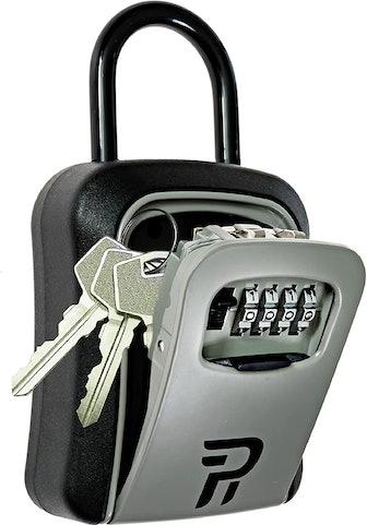 Rudy Run Key Lockbox