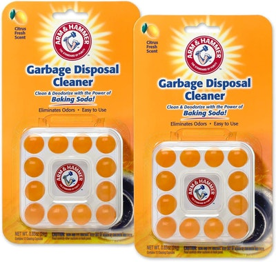 Arm & Hammer Garbage Disposal Cleaner (2-Pack)