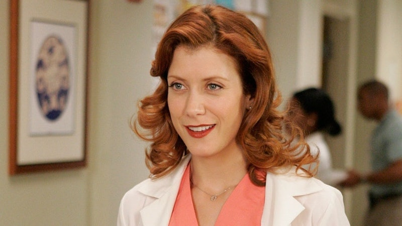 Kate Walsh as Addison Montgomery in 'Grey's Anatomy'
