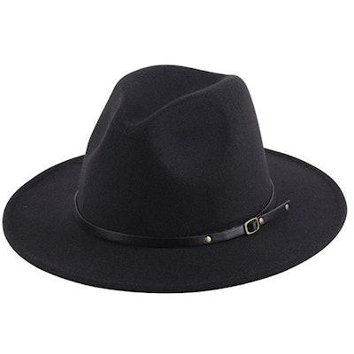 Lanzom Wide Brim Hat