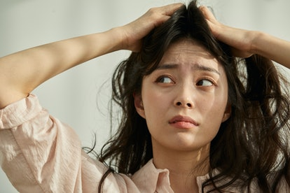 Air drying hair can result in bacteria or mold growing on your scalp.